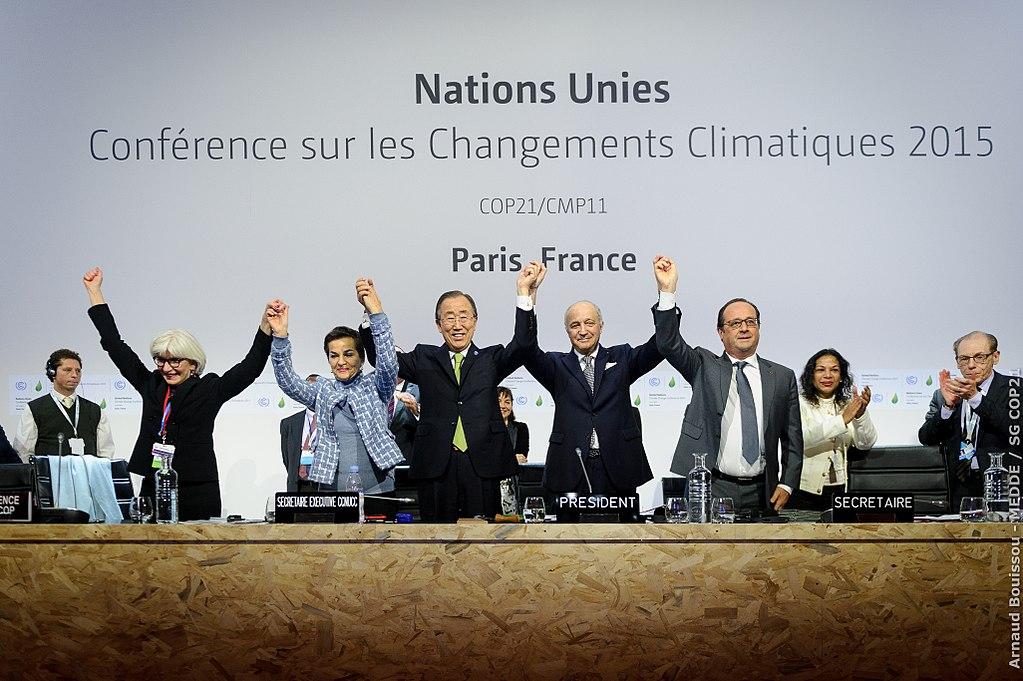 Pensée environnementale : L'Accord de Paris